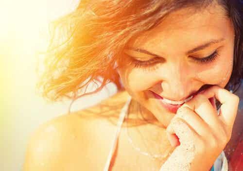 La felicidad debe nacer de tu interior, no al lado de nadie