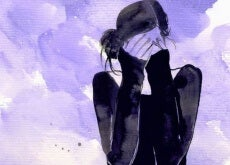 mujer-representando-el-haber-llorado
