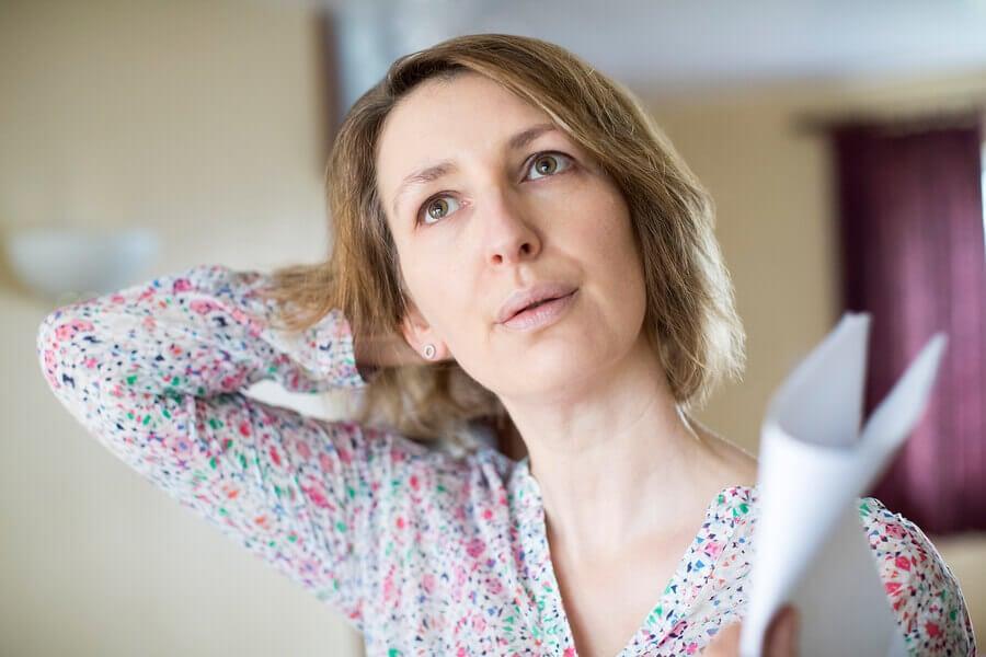 Consumir linaza para los síntomas de la menopausia