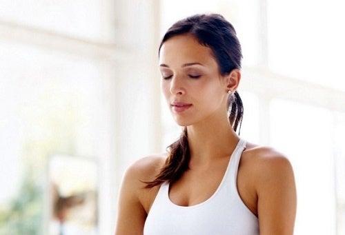 respira profundo para combatir estrés
