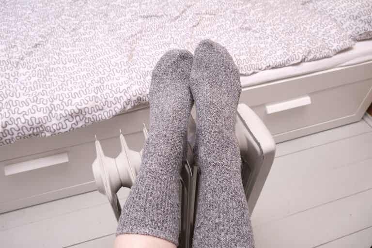 Combate la sensación de frío en las extremidades