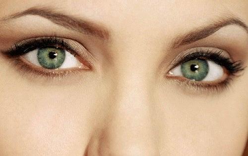tu color de ojos