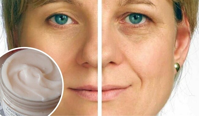 ¿Te preocupan las arrugas? Cómbatelas con esta crema antiedad casera