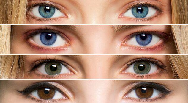 ¿Qué dice tu color de ojos sobre tu salud?