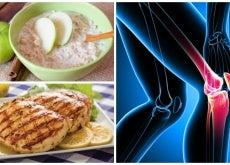 Dietas para mejorar el estado de huesos y articulaciones