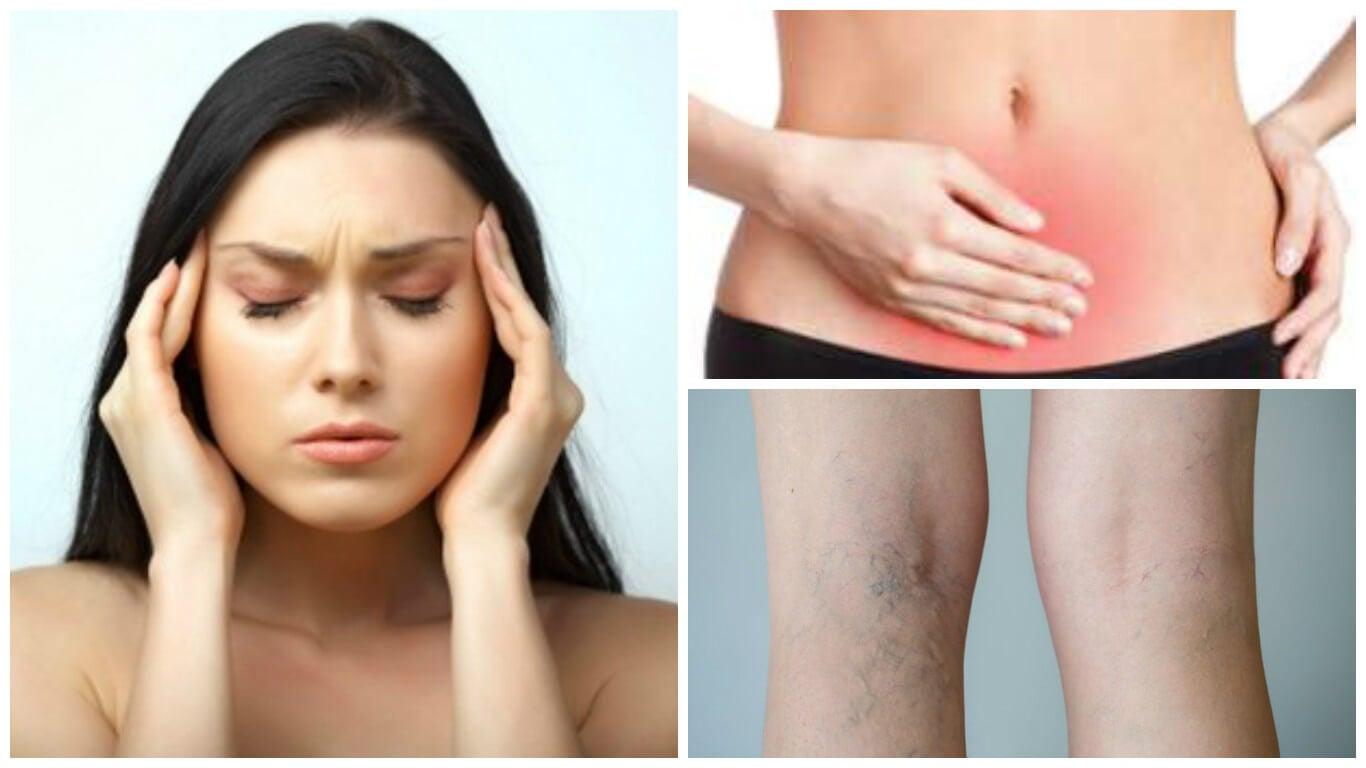 6 dolencias comunes en la mujer y cómo aliviarlas