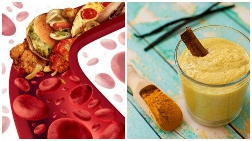 Los 5 mejores remedios caseros para limpiar las arterias tapadas
