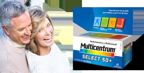 Multicentrum Select50+