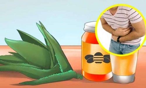 Cómo combatir la acidez y la gastritis con algunos remedios caseros