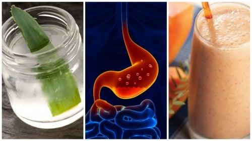 remedio natural para la acidez de estomago