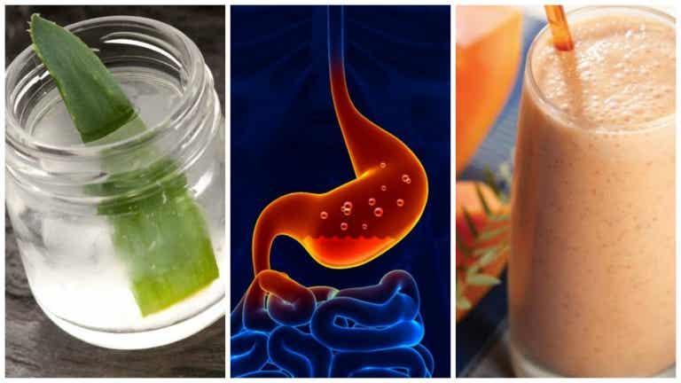 6 remedios caseros para aliviar la agrura o acidez estomacal