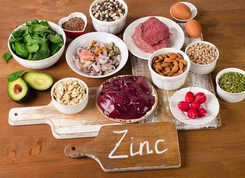 Descubre las propiedades y beneficios del zinc
