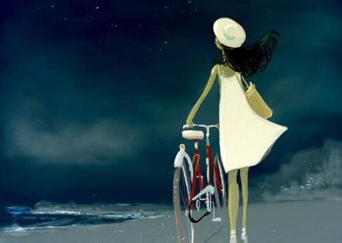 chica-en-bici