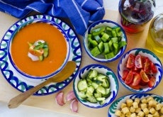 dieta contra la retención de líquidos