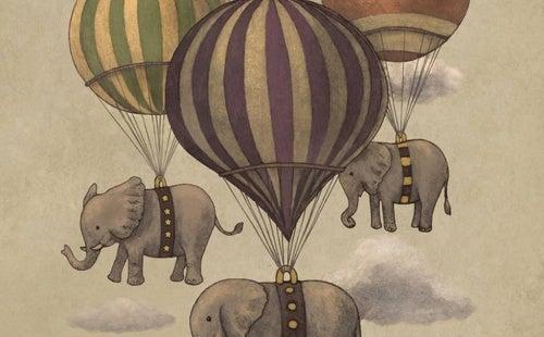 La mente es como un paracaídas: solo funciona si se abre