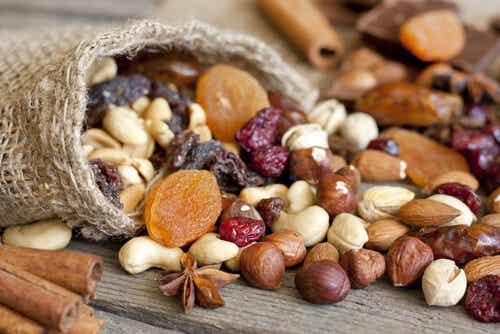 7 razones por las que debes ingerir frutos secos