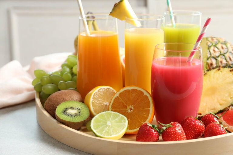 7 zumos para limpiar los riñones naturalmente