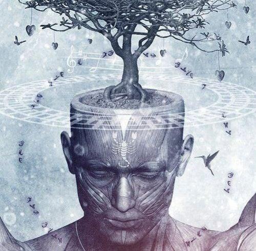 Una mente agradecida es una mente descansada