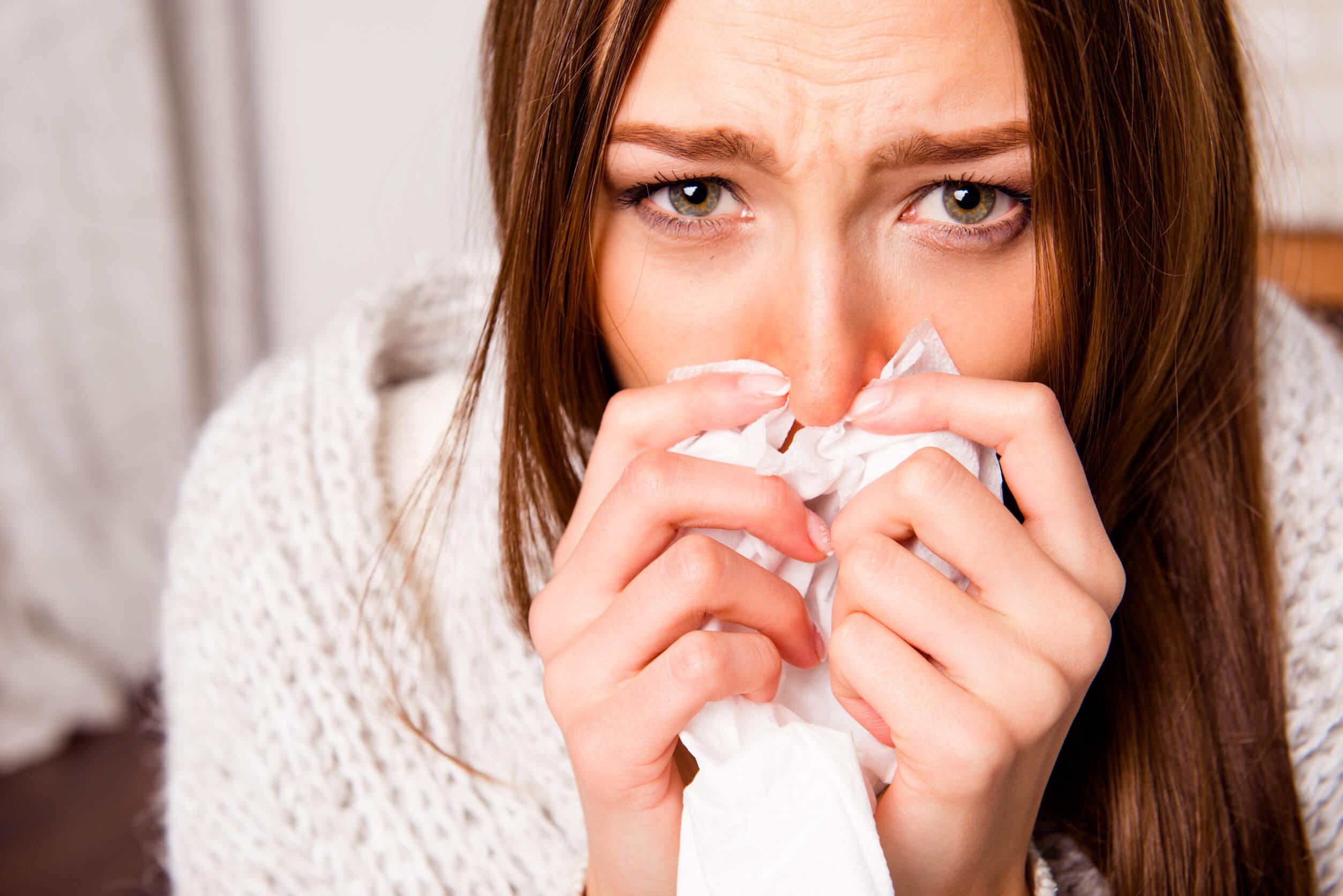 6 trucos para despejar tu nariz taponada en cuestión de minutos