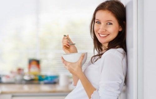 A los 30 años se tienen una serie de hábitos alimenticios que cambiarán posteriormente.