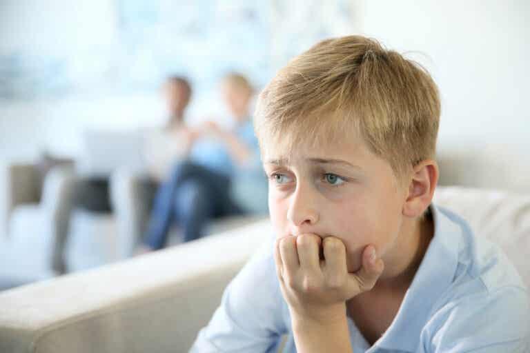 Las carencias afectivas afectan al desarrollo de los niños