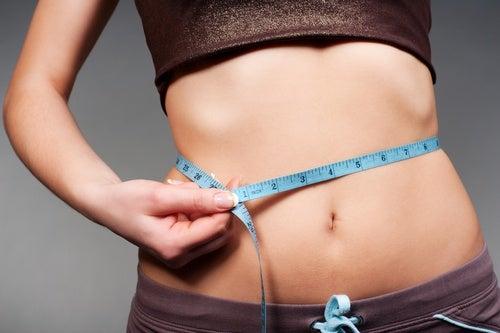 reducir la cintura