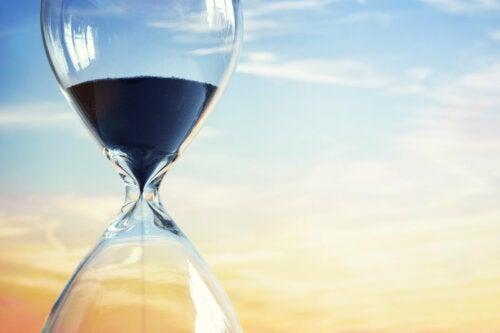 El tiempo no borra las cosas, las pone en su lugar