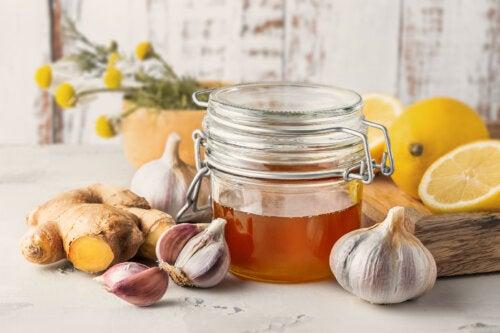 Cómo preparar miel de ajo para combatir las enfermedades respiratorias