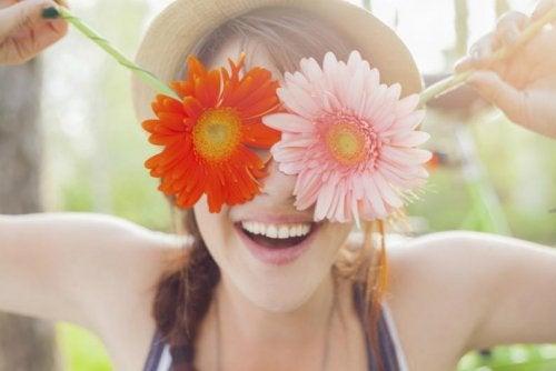 Aportes de las flores al hogar