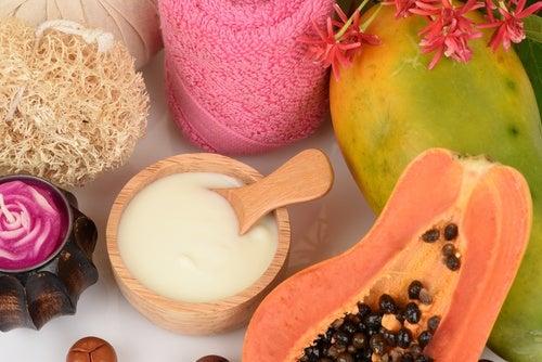 ¿Cómo preparar este tratamiento acondicionador de papaya