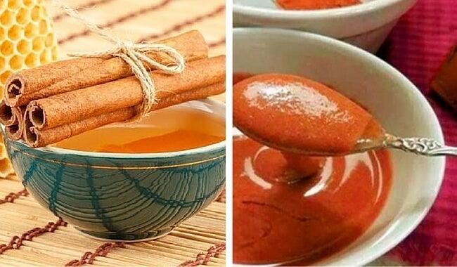 12 usos medicinales que le puedes dar a la mezcla de canela con miel