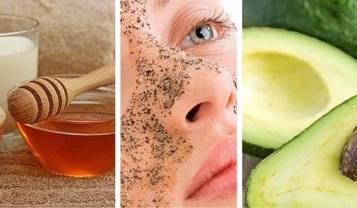 5 remedios caseros para eliminar las células muertas de la piel