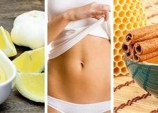 5 remedios naturales para conseguir un vientre más plano
