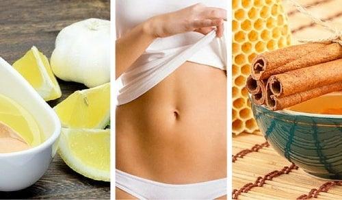 Remedios caseros para bajar la grasa dela barriga