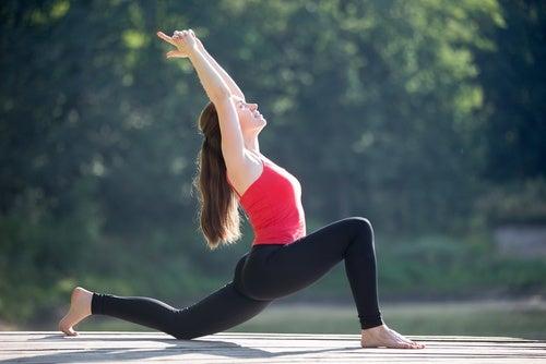 5. Flexión de cadera