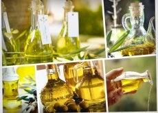 Aceite de oliva en belleza