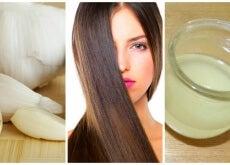 Beneficios del ajo para el crecimiento del cabello y cómo utilizarlo en tratamientos