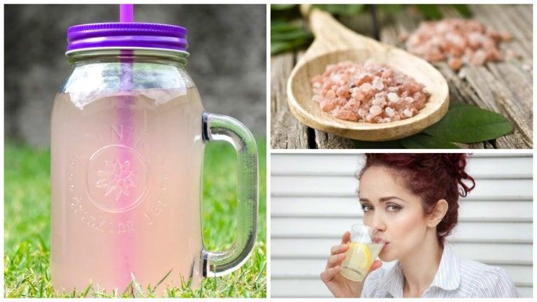 Cómo preparar agua alcalina para bajar de peso, aliviar la fatiga y prevenir enfermedades