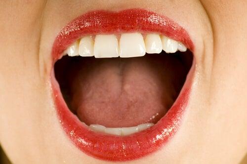 Ejercicios para el contorno de la boca.
