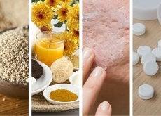 Elimina los granos de acné con estas 5 mascarillas naturales