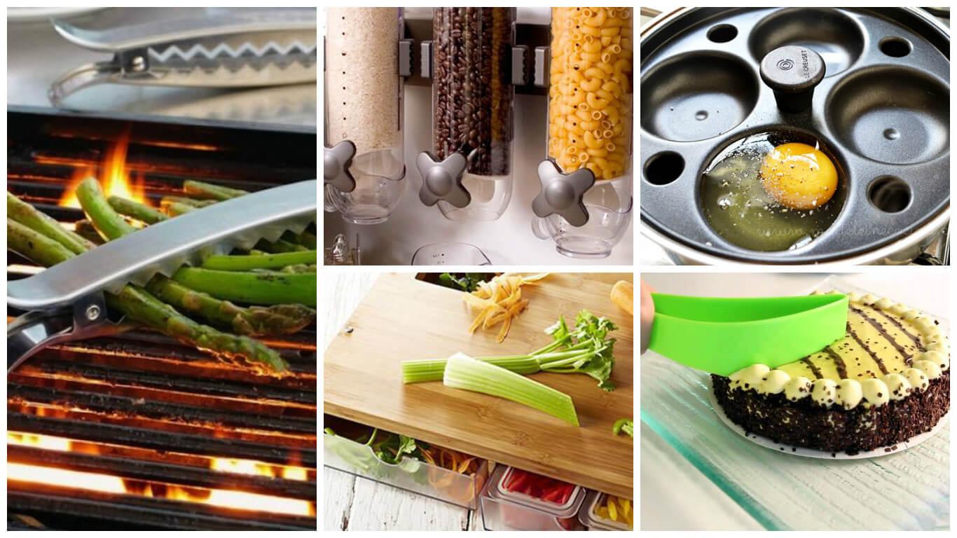 Estos 15 ingeniosos accesorios de cocina te facilitarán la vida