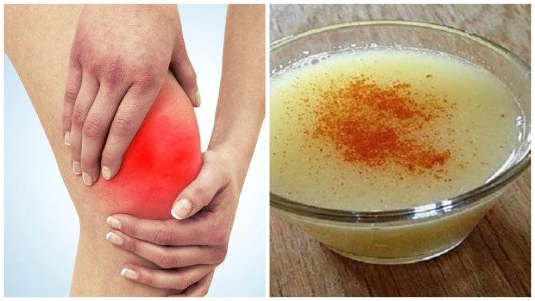 Prepara esta receta y dile adiós a los dolores en la espalda y las articulaciones