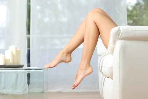 Síntomas de las piernas pesadas