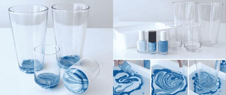 17 interesantes formas alternativas de usar tus esmaltes de uñas