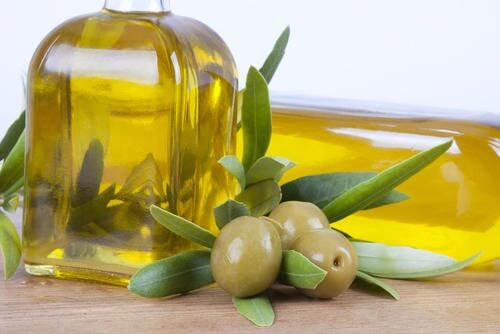 aceite de oliva para la cera de los oídos