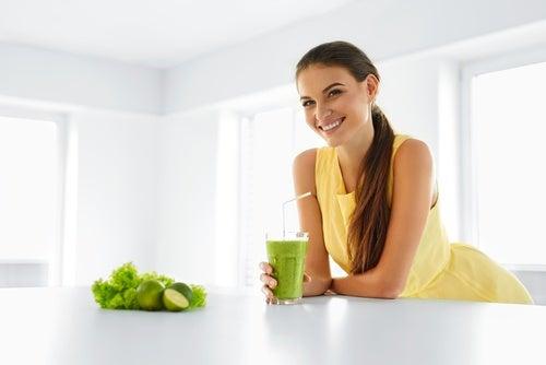 alimentación para cuidar de la vejiga