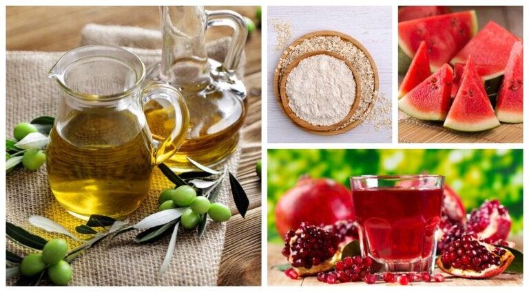 9 alimentos para limpiar tus arterias naturalmente