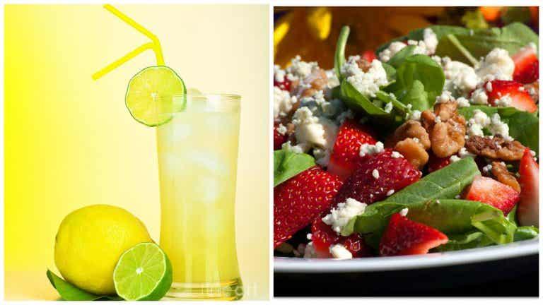 5 frutas efectivas para bajar de peso y cómo consumirlas
