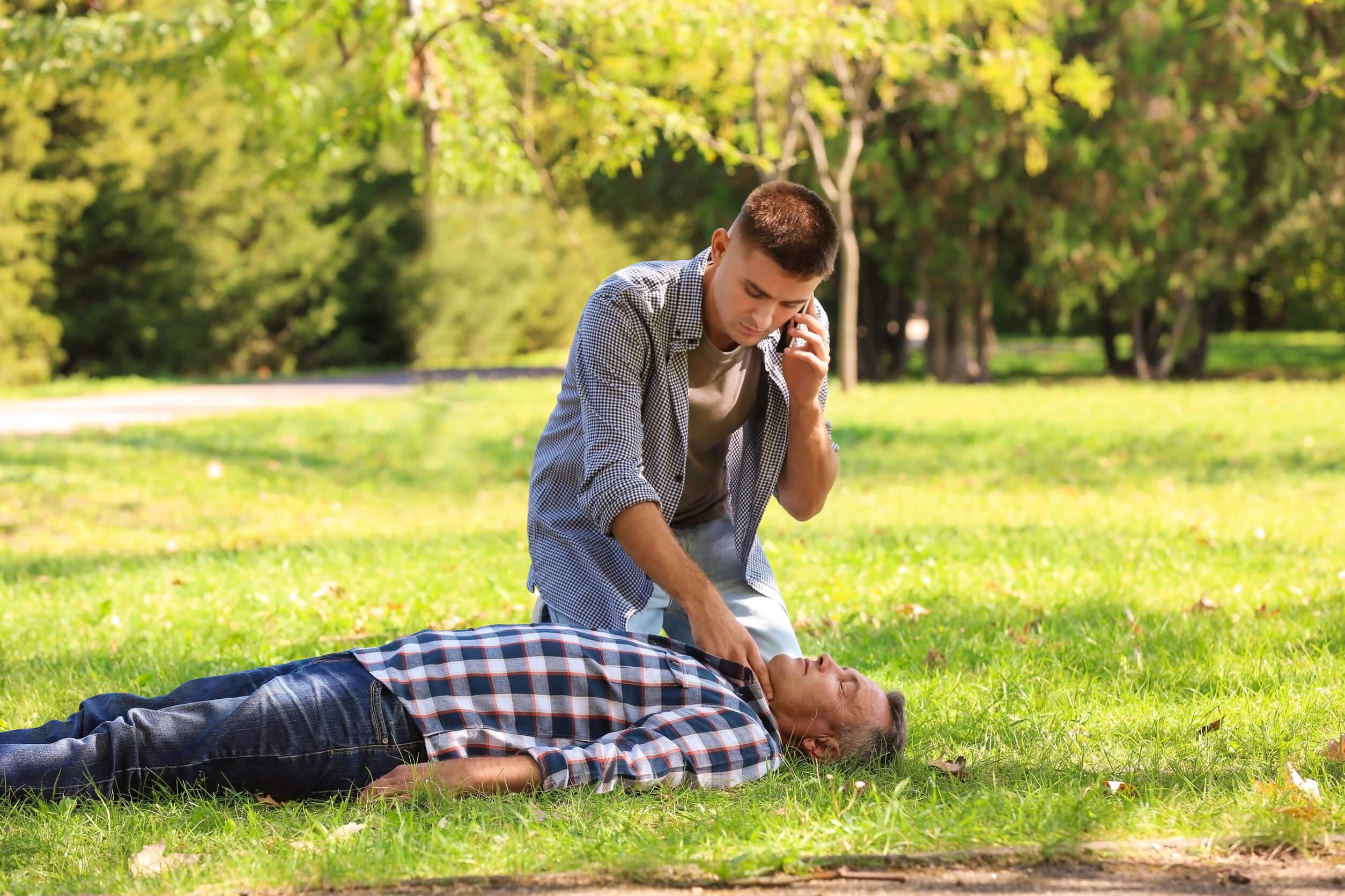 5 errores comunes al dar los primeros auxilios