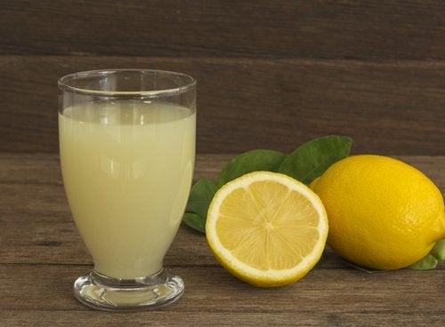 """""""jugo' de limón"""